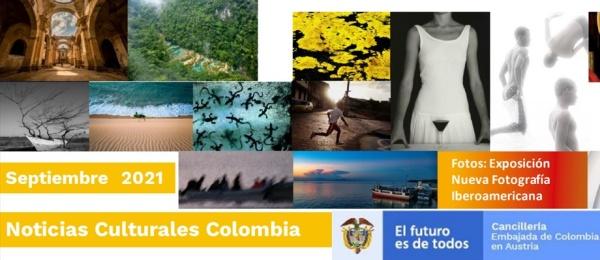Conozca las actividades culturales de la Embajada de Colombia en Austria de septiembre